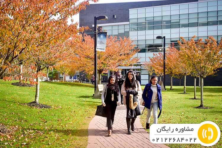 از دانشگاههای کانادا
