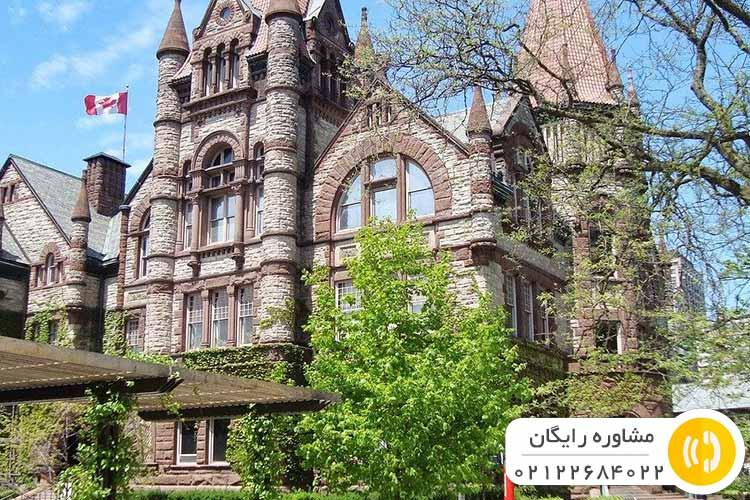 شرط زبان برای پذیرش دانشگاههای کانادا