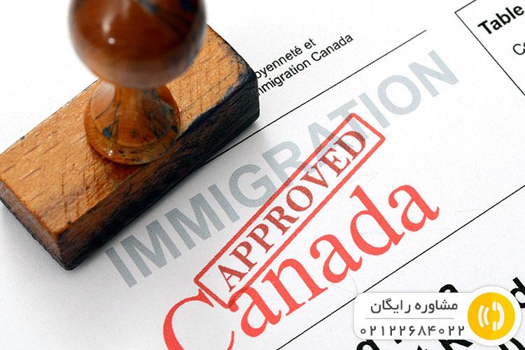 مهاجرت به کانادا و مشکلات آن
