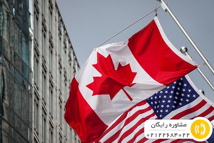 مهاجرت به کانادا با کمک خانواده
